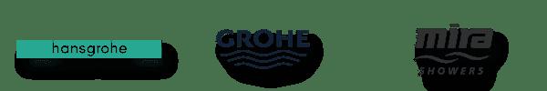 Shower Brand Logos