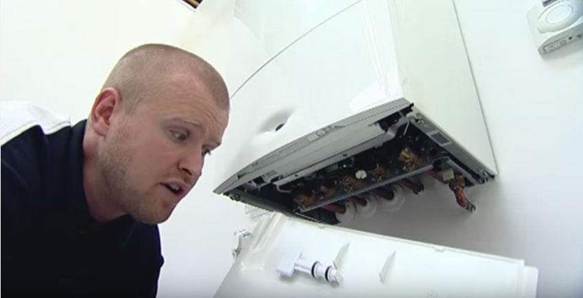 Remove Boiler Tray