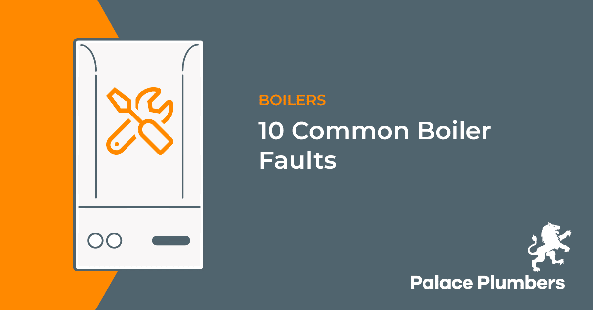 10 Common Boiler Faults