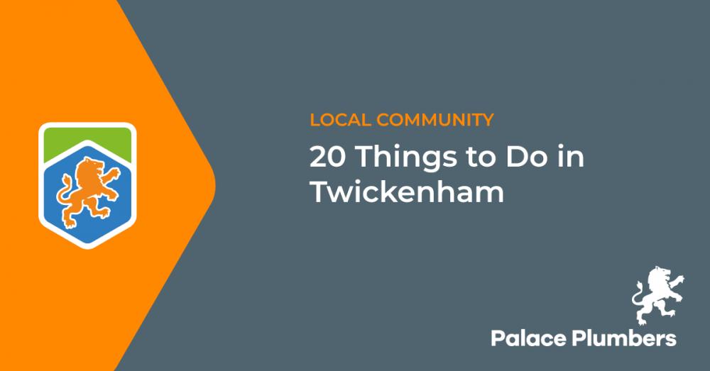 Things to do in Twickenham