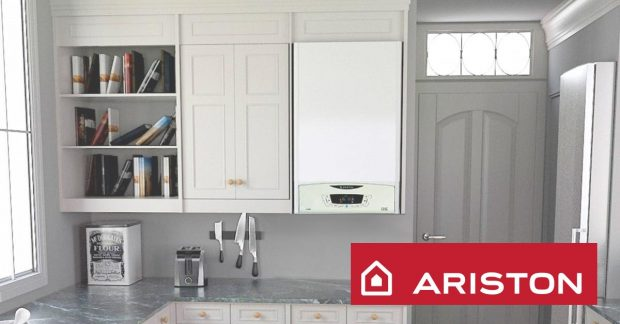 Ariston Boiler in Kitchen