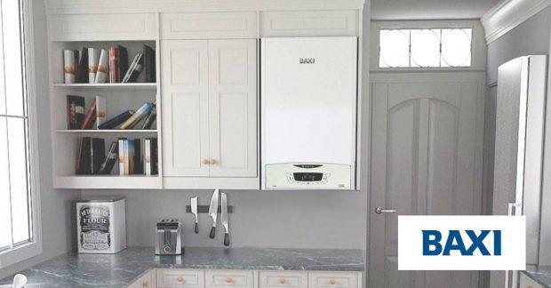 Baxi Boiler in Kitchen