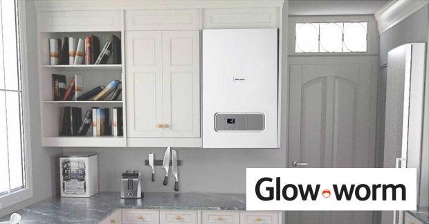 Glow Worm Boiler in Kitchen