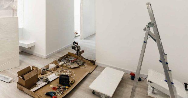 Handyman Work Area