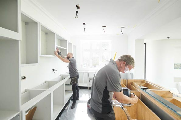 London Kitchen Fitters