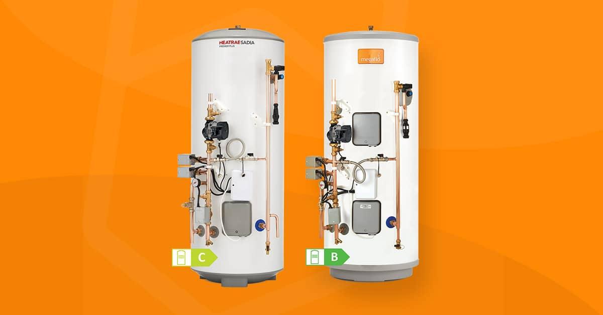 Megaflo Unvented Cylinders