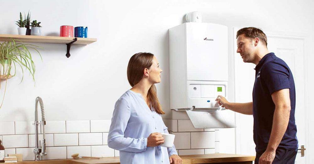 New Boiler Consultation