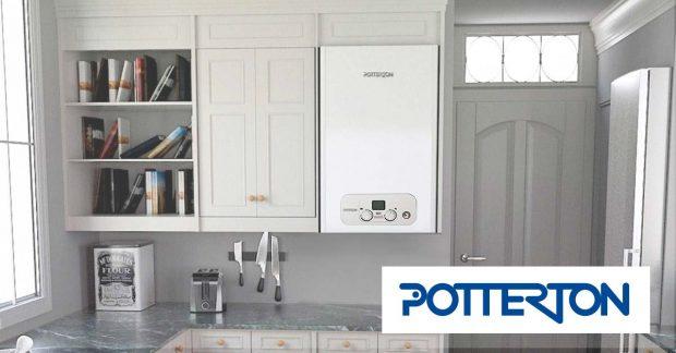 Potterton Boiler in Kitchen