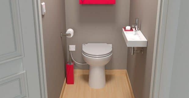 Saniflo Toilet
