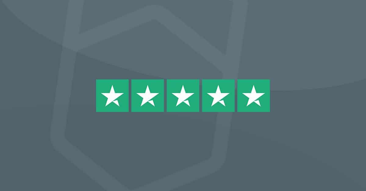 Trustpilot Logo Stars