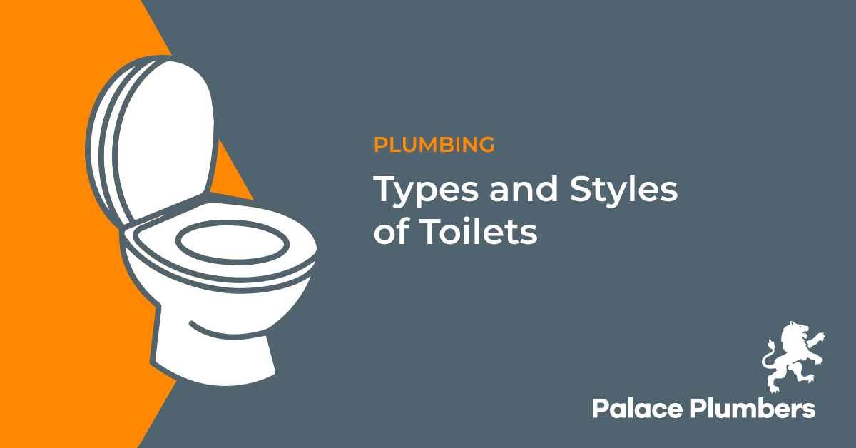 Types and Styles of Toilet