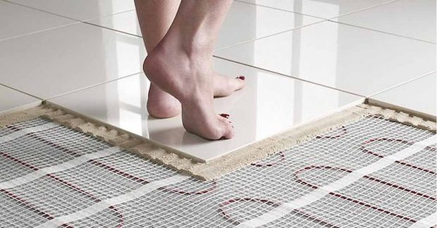 Underfloor Heating System