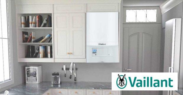 Vaillant Boiler in Kitchen