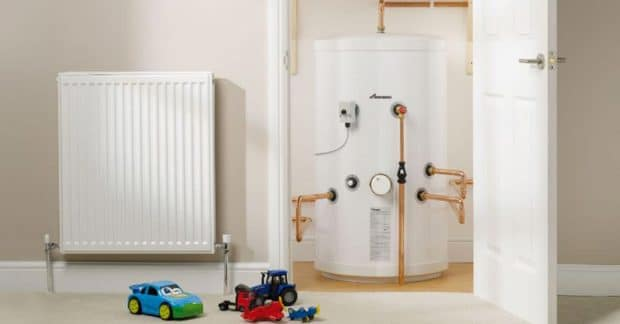 Worcester Hot Water Cylinder